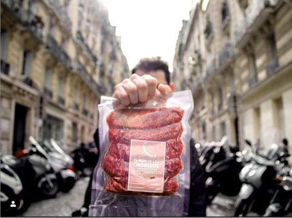 El Man de los Chorizos