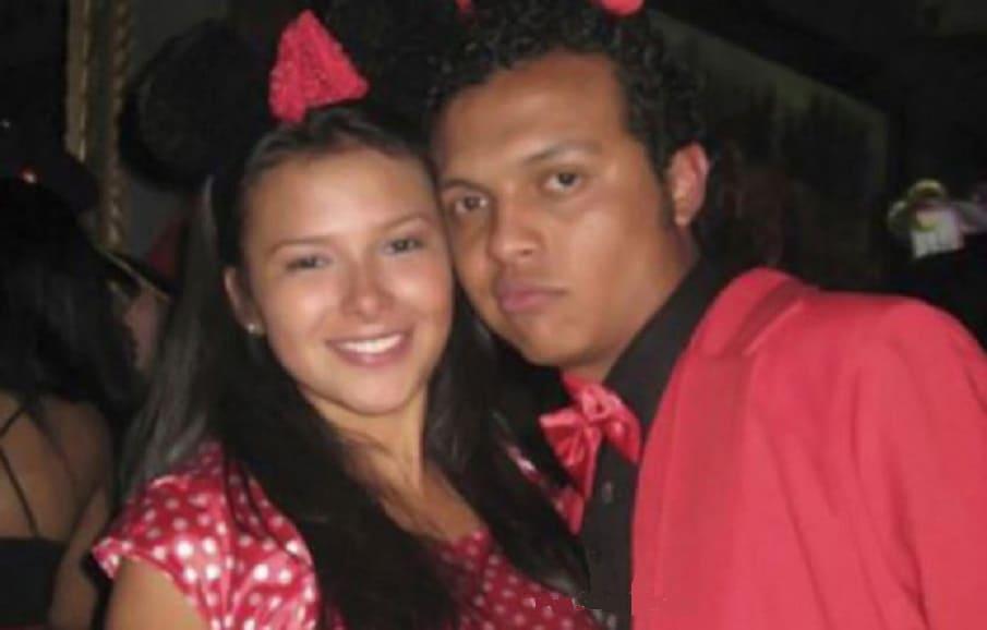 Laura Moreno y Luis Colmenares
