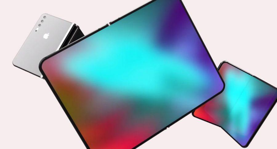 Prototipo de plegable de Apple