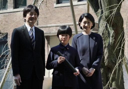 Príncipe Hisahito de Japón