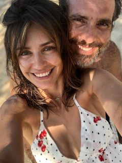 Marcela Mar y Pedro Fernández