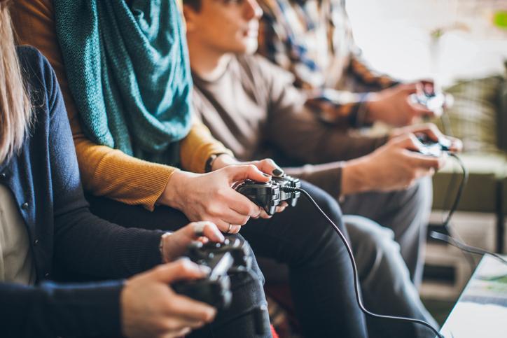 Usuarios de consolas de videojuegos
