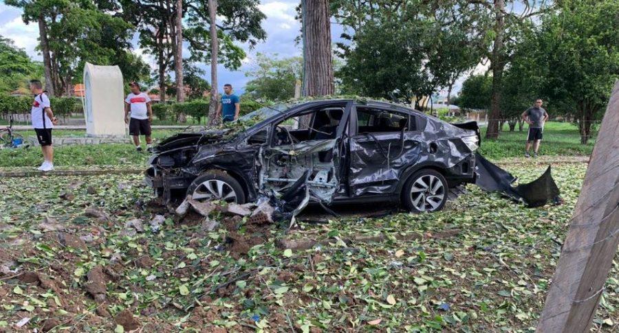 Ataque con explosivos a batallón del Ejército en Arauca
