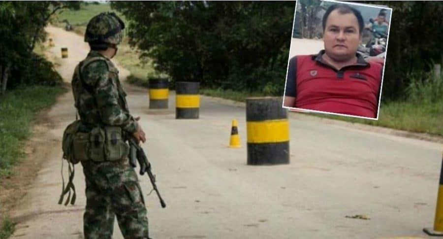 Asesinato de Dímar Torres
