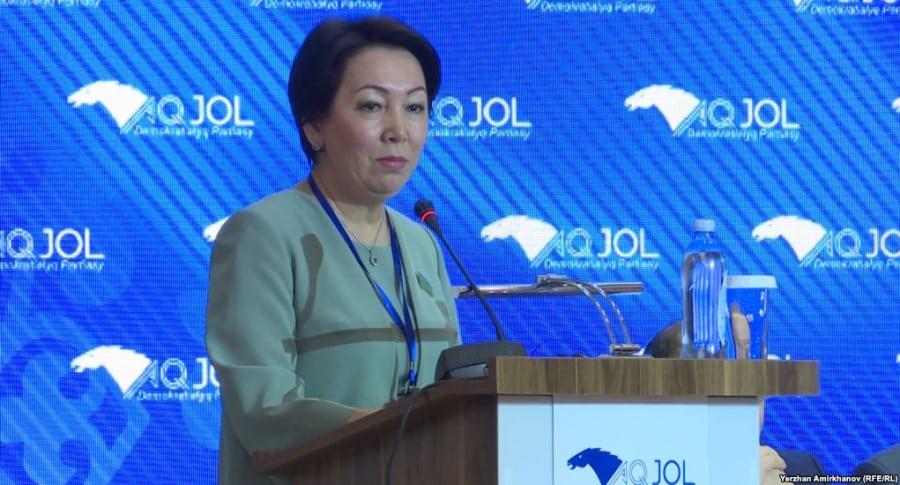 Daniya Yespayeva