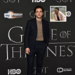 Kit Harington, Jon Snow en 'Game of Thrones'.
