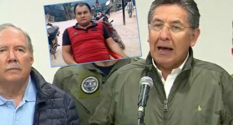 Caso muerte de Dimar Torres