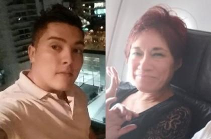 Juan Guillermo Valderrama e Ilse Amory Ojeda