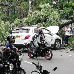 Accidente Medellín