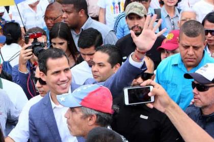 Juan Guaidó Venezuela