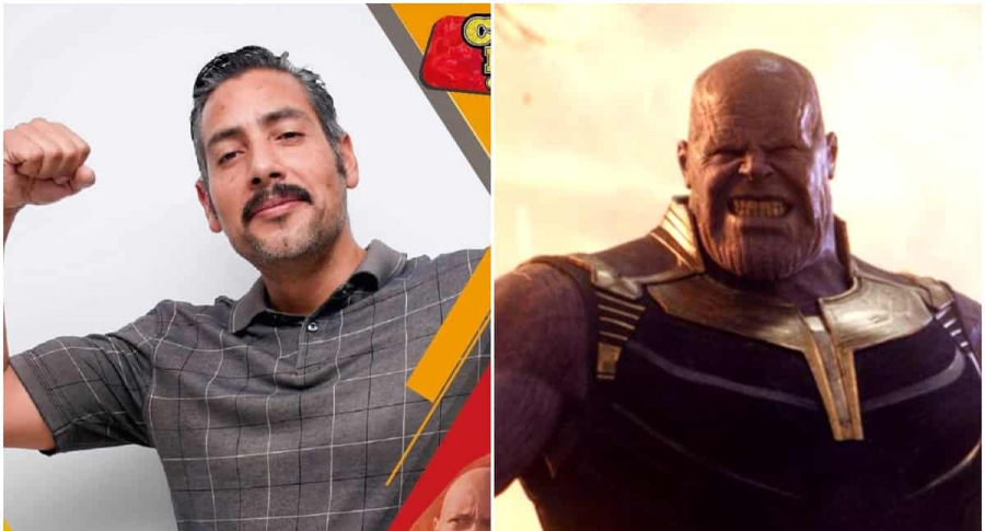 Juan Carlos Tinoco / Thanos