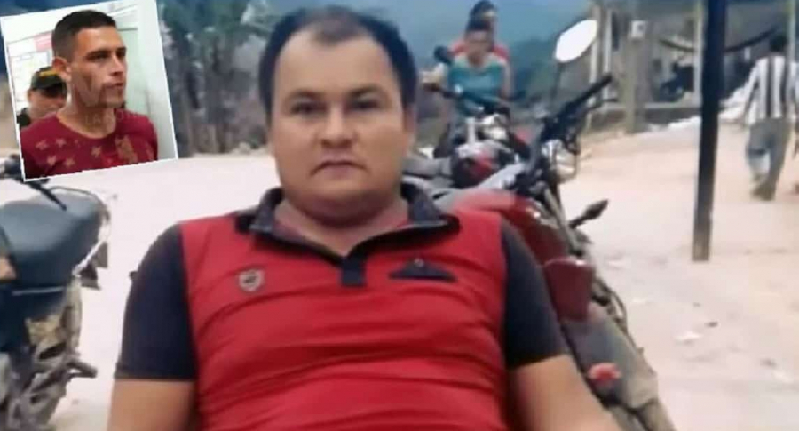 Muerte de Dimar Torres