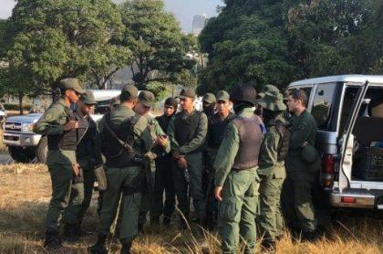 Miliares venezuela