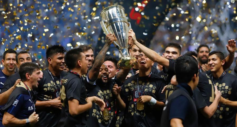 Monterrey campeón Concachampions