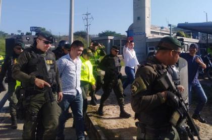 Juan Valderrama va a prisión