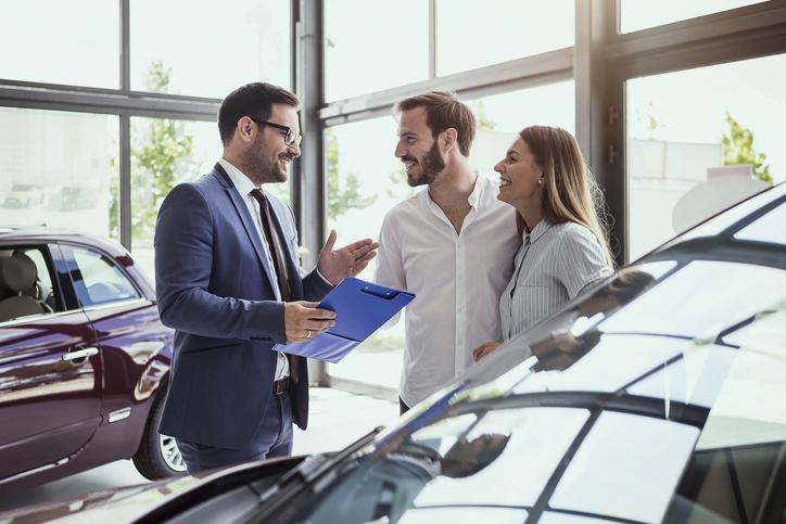 Compra de vehículo
