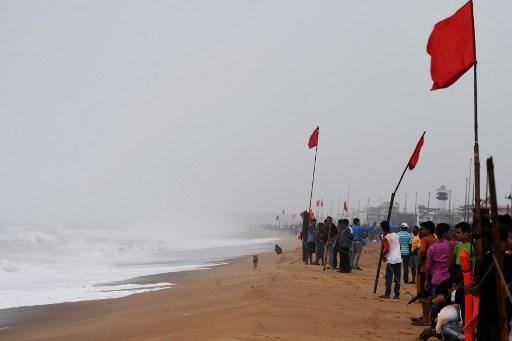 Playa en India