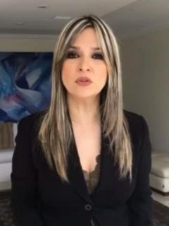 [Video] Trolearon a Vicky Dávila con broma de doble sentido, y casi nadie lo notó