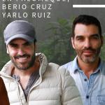 Yarlo Ruiz, Lincoln Palomeque, Tiberio Cruz