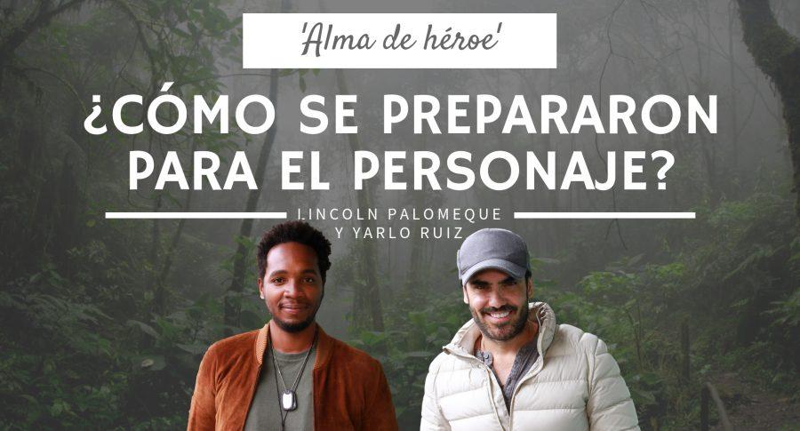 Lincoln Palomeque y Yarlo Ruiz