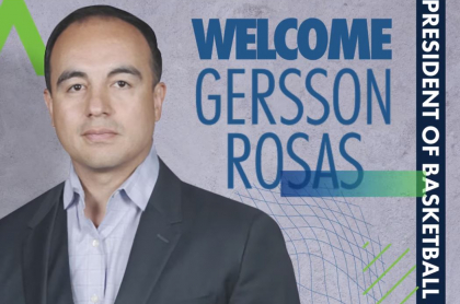 Gersson Rosas Timberwolves