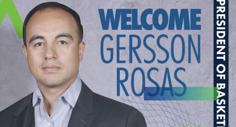 Gersson Rosas Timberwolves
