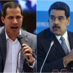 Juan Guaidó / Nicolás Maduro