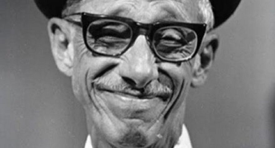'El Flaco' Agudelo, humorista colombiano.