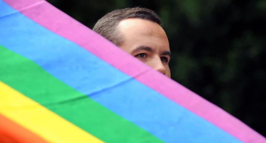 Bandera de comunidad LGTBI