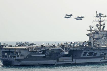 Portaaviones de EE. UU.