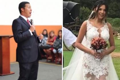 Jorge Colmenares y Laura Moreno