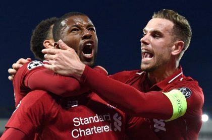 Liverpool ( Georginio Wijnaldum)