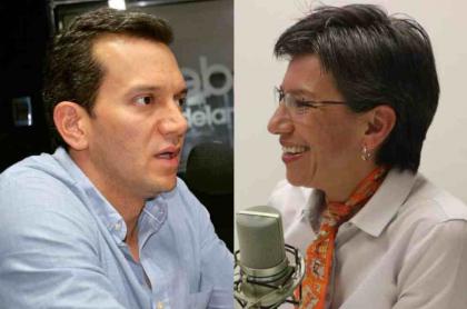 Alfredo Ramos y Claudia López