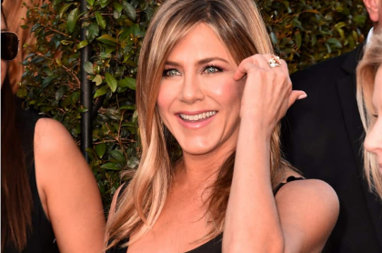 Jennifer Aniston, actriz.