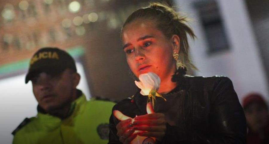 Lorena Murcia, presienta de la corporación Rosa Blanca