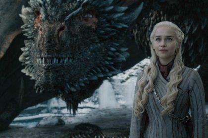 Emilia Clarke en su papel de Daenerys Targaryen en 'Game of Thrones'