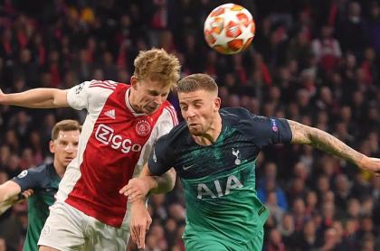 Ajax vs. Tottenham