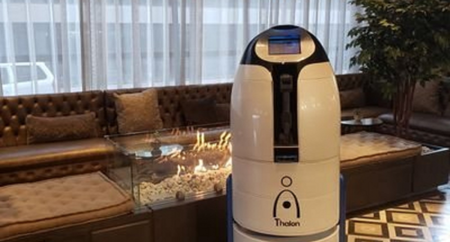 Robot Thalon