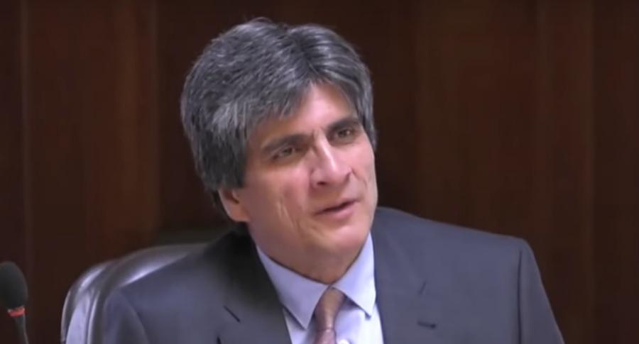 Antonio José Lizarazo, magistrado de la Corte Constitucional