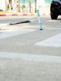 'Youtuber' británica, primera muerta en Londres por accidente en patineta eléctrica
