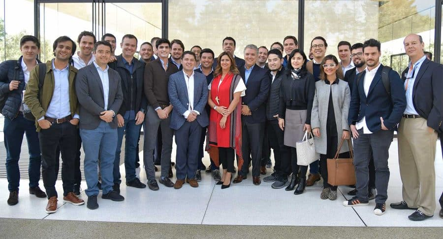Emprendedores colombianos en Silicon Valley