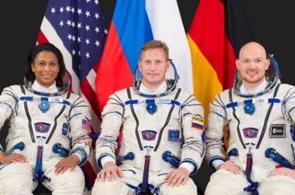 Tripulación de la NASA