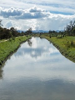 Por rescatar una cometa, joven terminó ahogándose en el río Bogotá