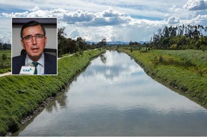 Río Bogotá y Néstor Franco