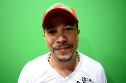 Cineasta Mauricio Lezama