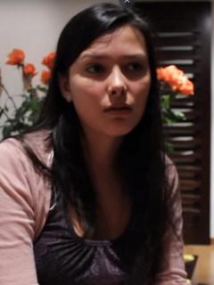 Laura Moreno.