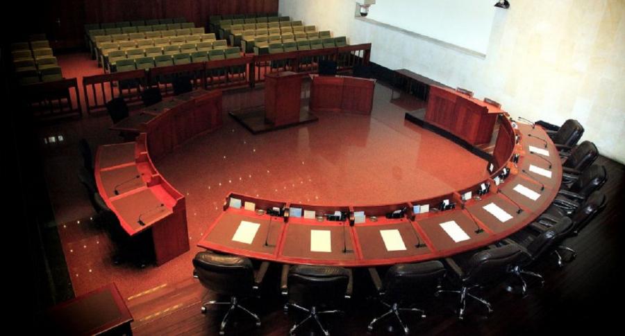 Recinto de Corte Suprema de Justicia