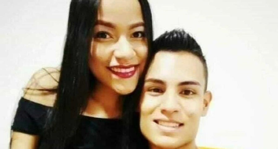 Astrid Mariana Páez Mendoza y Sergio Andrés Quintero Jaime