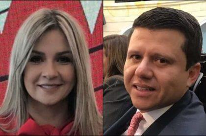 Vicky Dávila y Ñoño Elías