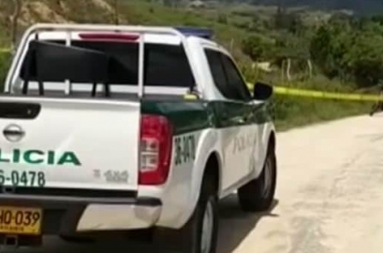 Niña asesinada en el Catatumbo